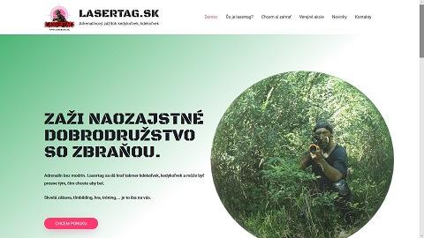 www.lasertag.sk