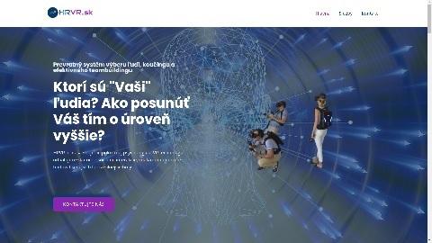 výber HR s použitím virtuálnej reality